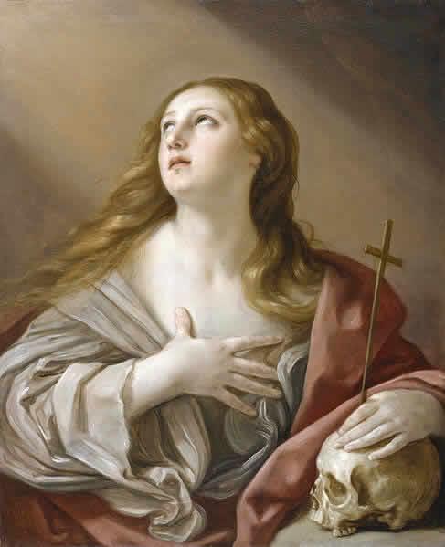 マグダラのマリア 絵画と解説