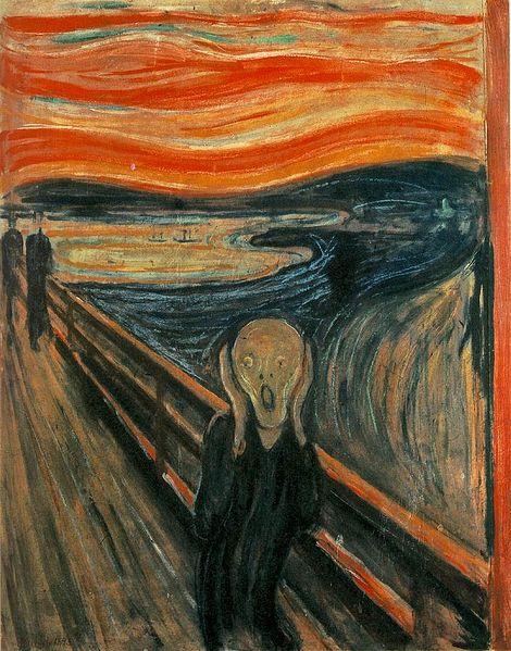 ノルウェー出身の画家ムンクを代表する有名な絵画「叫び」。日本では特に「ムンクの叫び」として作品名のように定着してしまうほど、ムンクの名前はこの作品によって